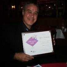 Independent Theatre Reviewers Association Award 2009