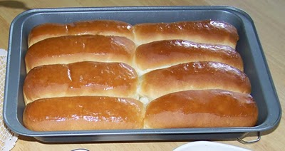 Quick Rise Hot Dog Buns