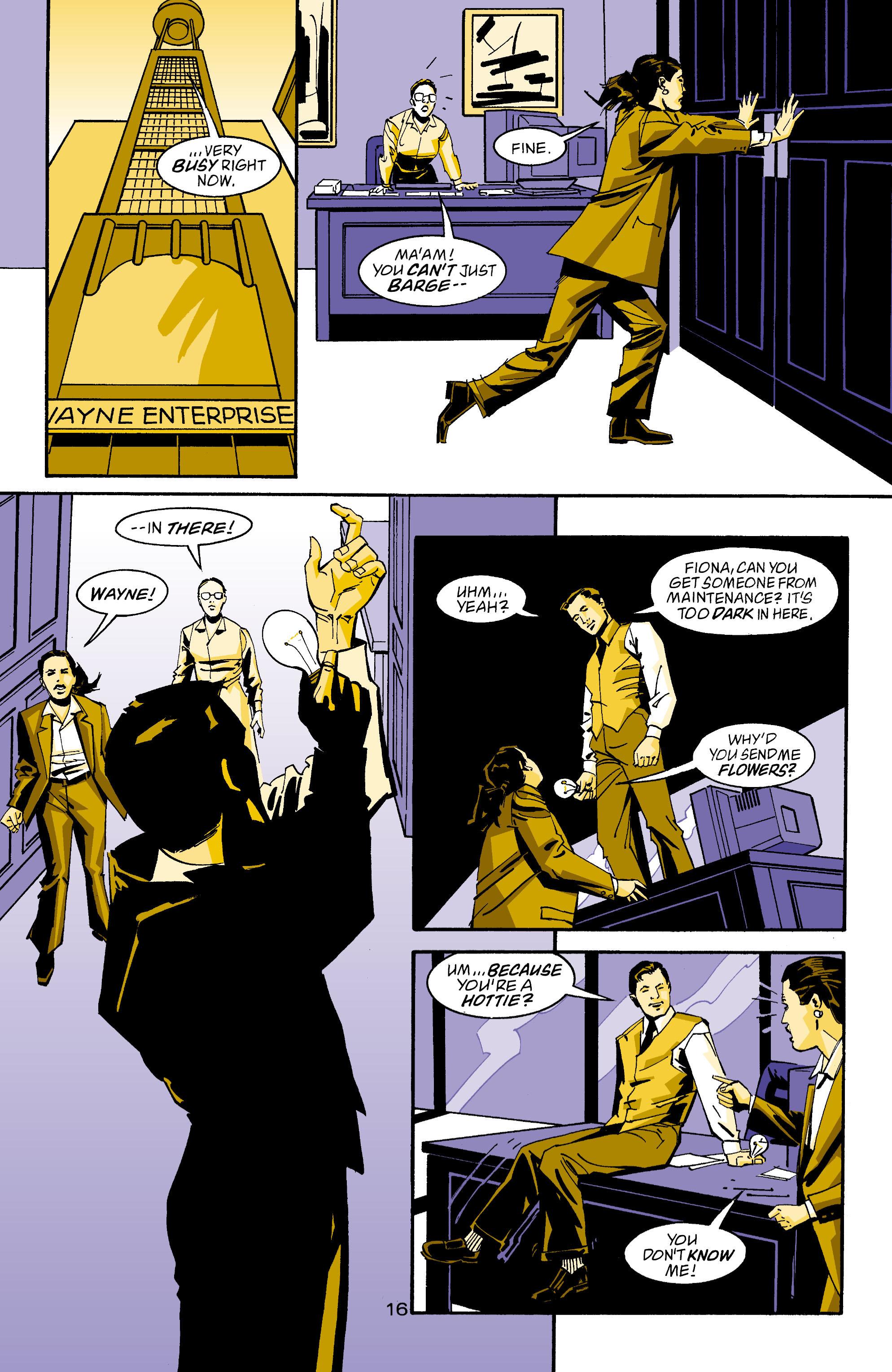 Detective Comics (1937) 747 Page 16