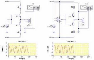 Loudspeaker Driver Circuit