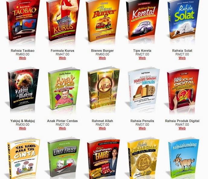 Produk Digital Untuk Lancarkan Pelbagai Urusan Anda Sambil Jana Pendapatan