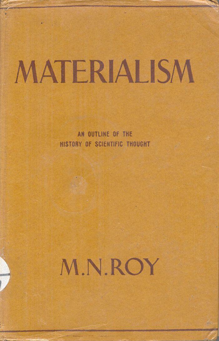 Materialism essay