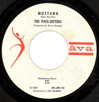The Pace-Setters - Mustang - Heads Up