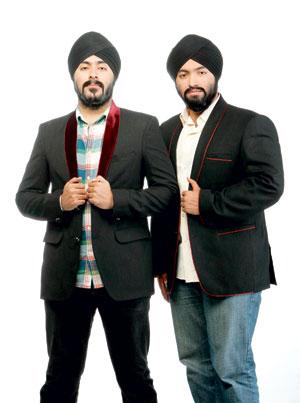 Gambar GOLDKARTZ yang terdiri daripada adik beradik Manjit Singh Gill dan Sukhjit Gill