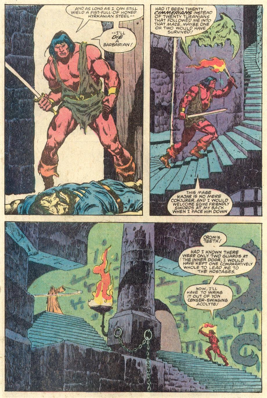 Conan the Barbarian (1970) Issue #117 #129 - English 6