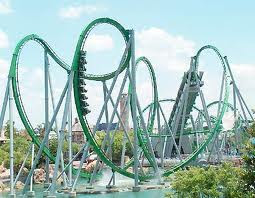 Incredible Hulk Coaster