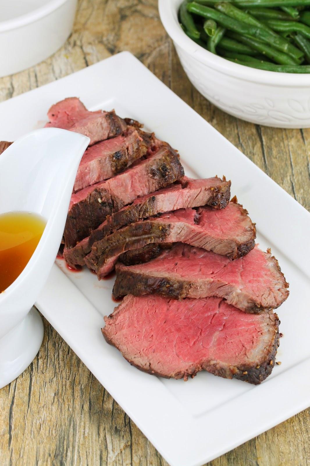 ... roast beef tenderloin with caesar crust beef tenderloin with shallot