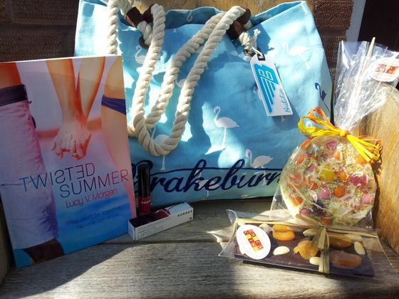 Twisted Summer Prize Pack