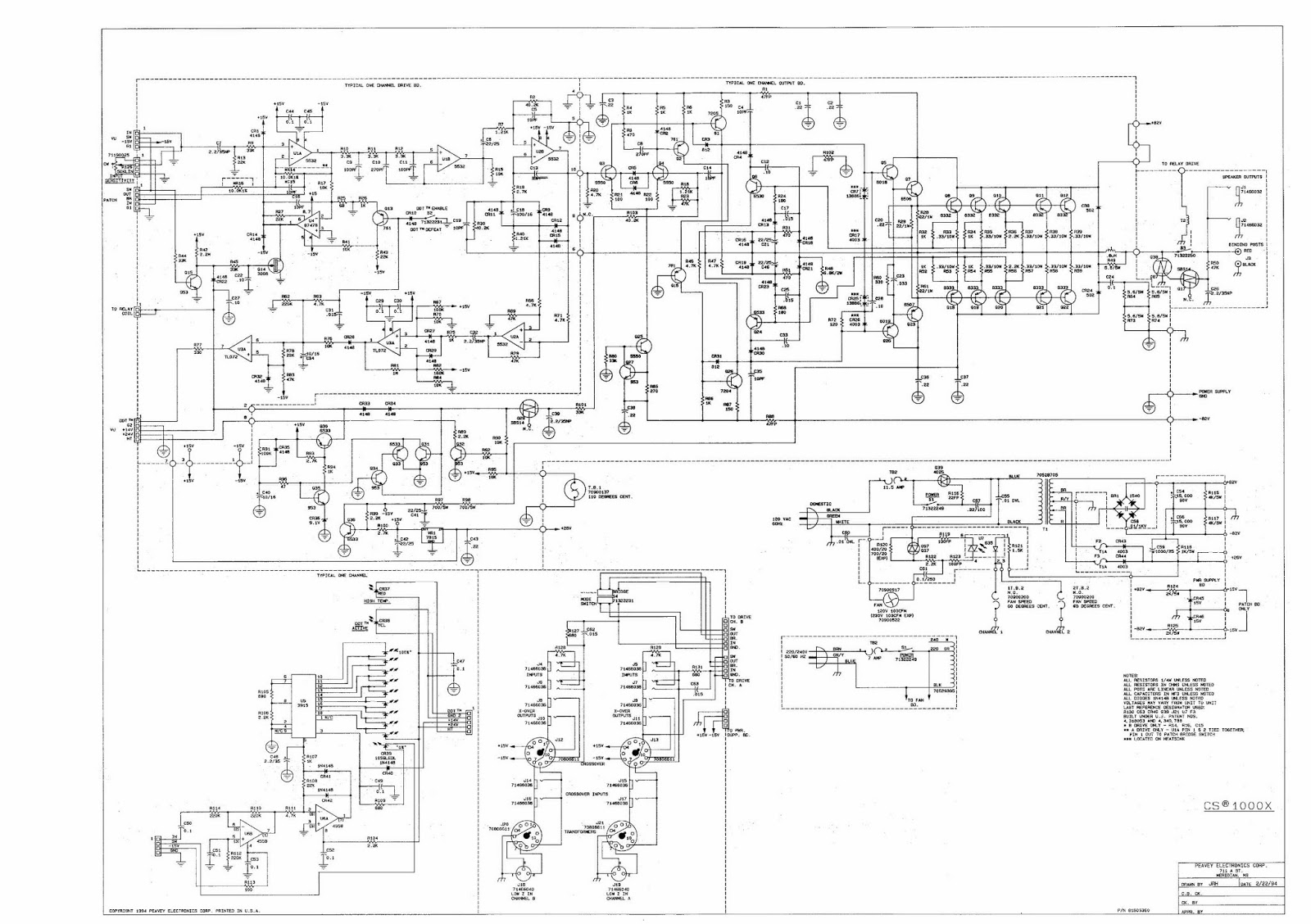 fantastic peavey rockmaster schematic composition electrical rh piotomar info Online User Guide User Manual