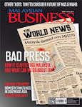 MALAYSIAN BUSINESS APRIL 16th  ISSUE OF 2014 NOW ON SALE
