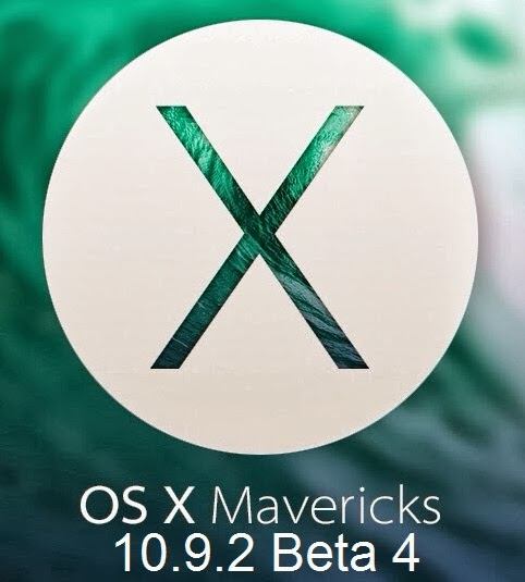 Download OS X Mavericks 10.9.2 Beta 4