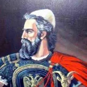 Skanderbeg diceva : Difendi il sud Italia dagli invasori e avrai il loro aiuto in tutta l'Arberia