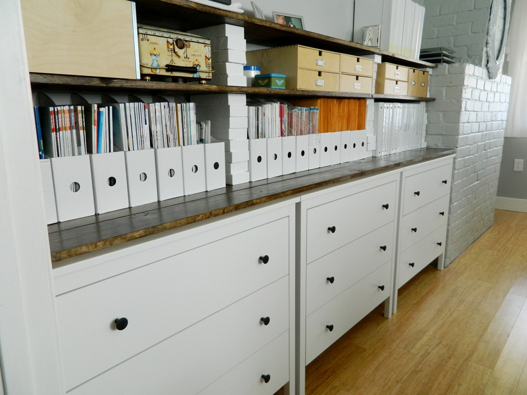 Koppang dressers plus shelves for officesewing room storage Get