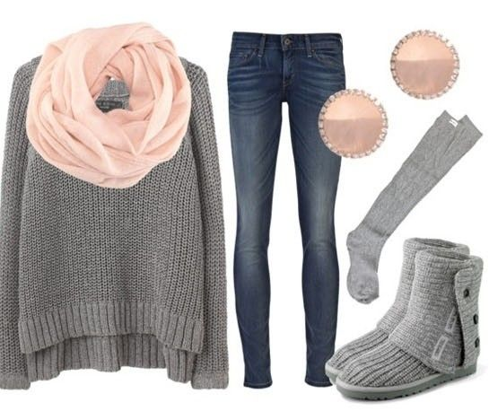 Attractive Fall Outfit