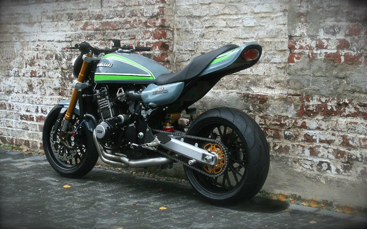 Z953 By D Amp W Inazuma Caf 233 Racer