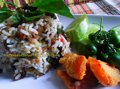 Cara Membuat Nasi Tutug Oncom Sunda Resep Khas Tasikmalaya