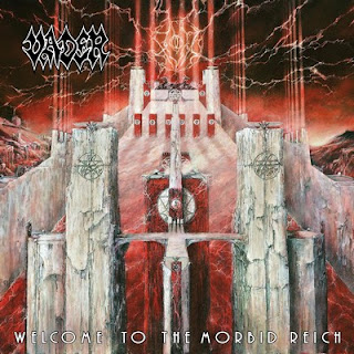 vader Download   Vader   Welcome to the Morbid Reich (2011)