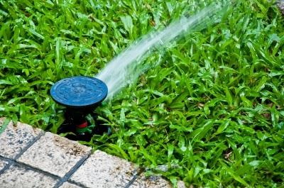 Jardines que me gustan como distribuir los difusores y for Aspersores de agua para jardin