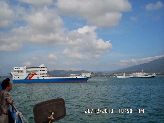 Langkawi Auto Express Feri Baru Kuala Perlis Langkawi, persaing myroro