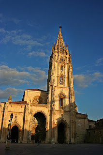 Catedral San Salvador, Asturies