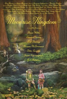 "Poster do filme ""Moonrise Kingdom"""