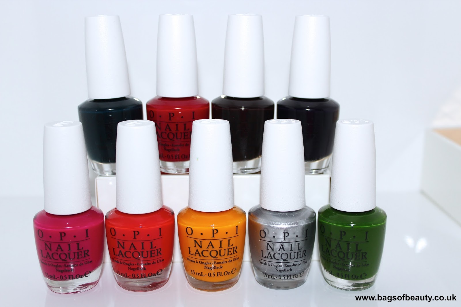 NEW | OPI Color Paints Blendable Nail Lacquer Collection - Bags of ...