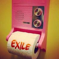 Exile. ¡Exíliate!