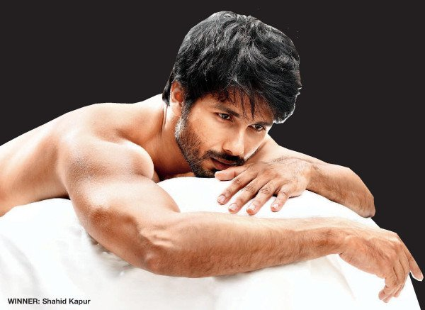 Shahid Kapoor Wow Getting Hotter Every Year