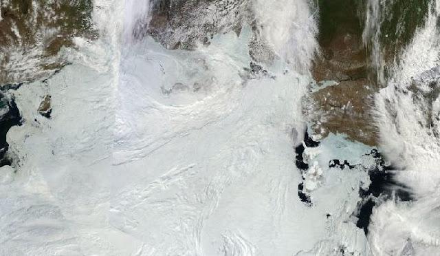 Arktyka - Przejście Północno-Wschodnie 20150616