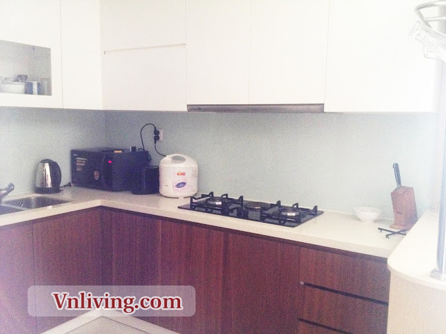 Thao Dien Pearl 2 Bedroom For Rent 950USD/month