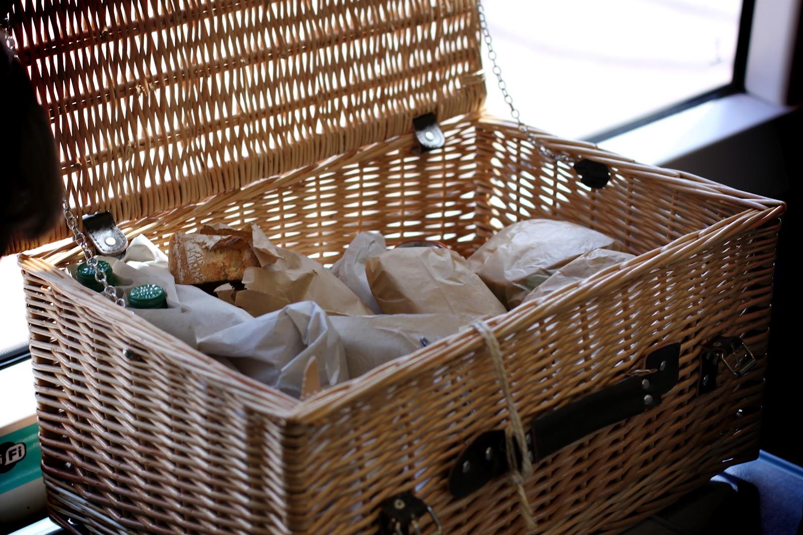 Bistrotheque picnic hamper