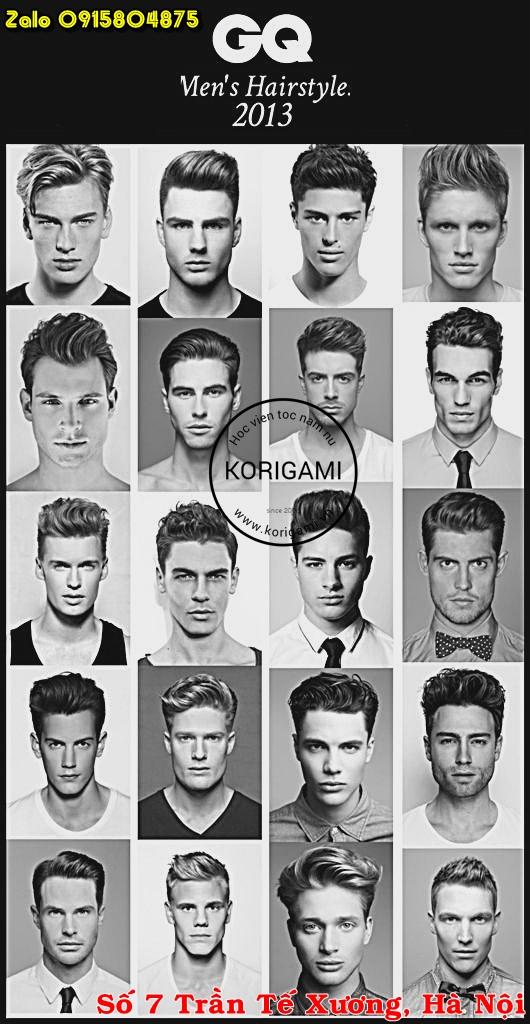 face, men's hair style