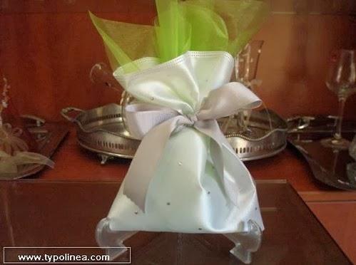 Μπομπονιέρα Γάμου Πουγκί