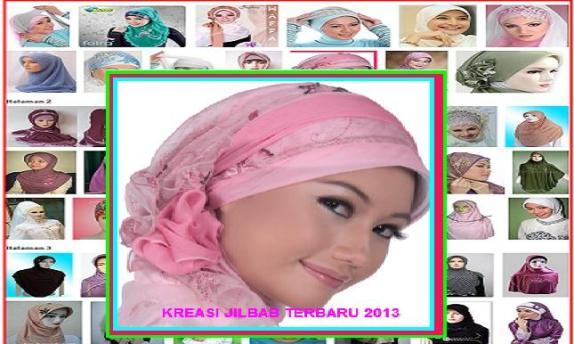 Tren Model Jilbab Terbaru 2013