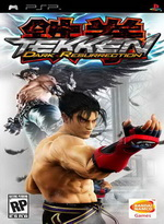 Game PSP Tekken
