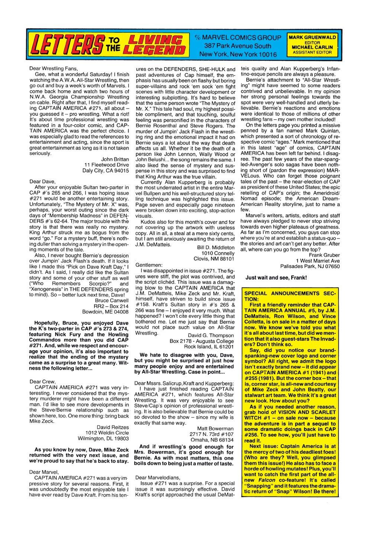 Captain America (1968) Issue #275 #191 - English 24