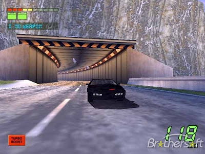 Knight Rider The Game Free Download for PC