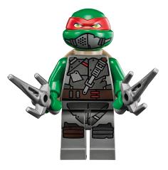 Raphael LEGO figure