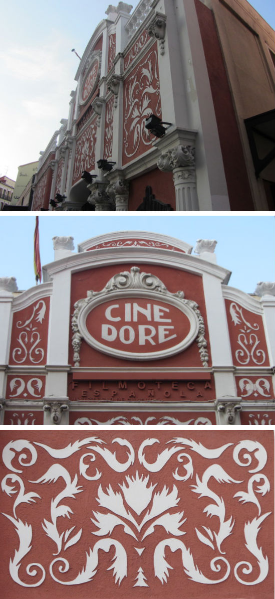 Cine Doré - Madrid
