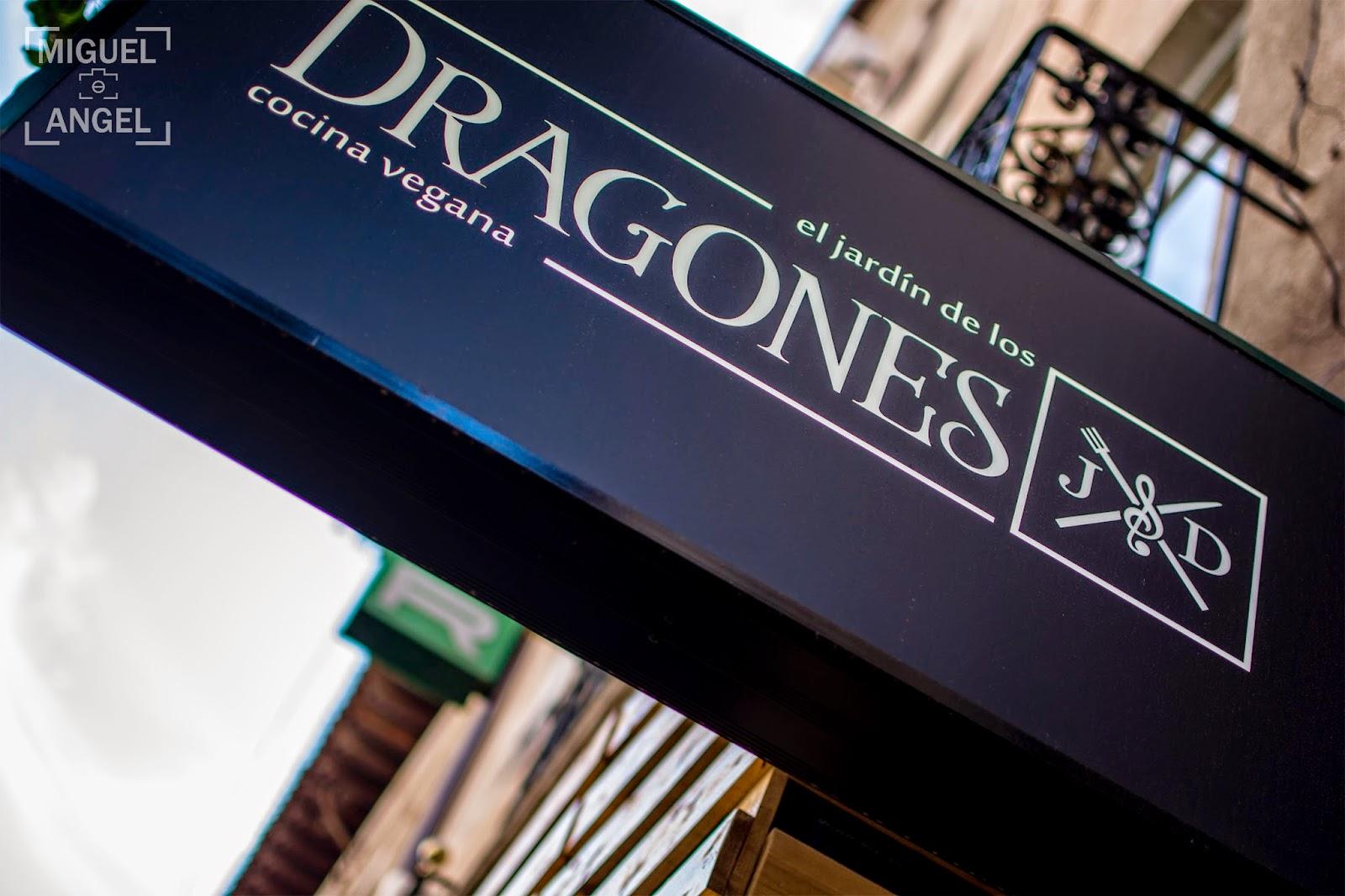 Muchasrecetasdecocina restaurante vegano el jard n de los for El jardin de los dragones