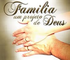 A sua familia é de Deus .