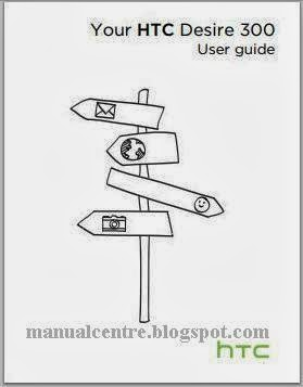 HTC Desire 300 Manual Cover
