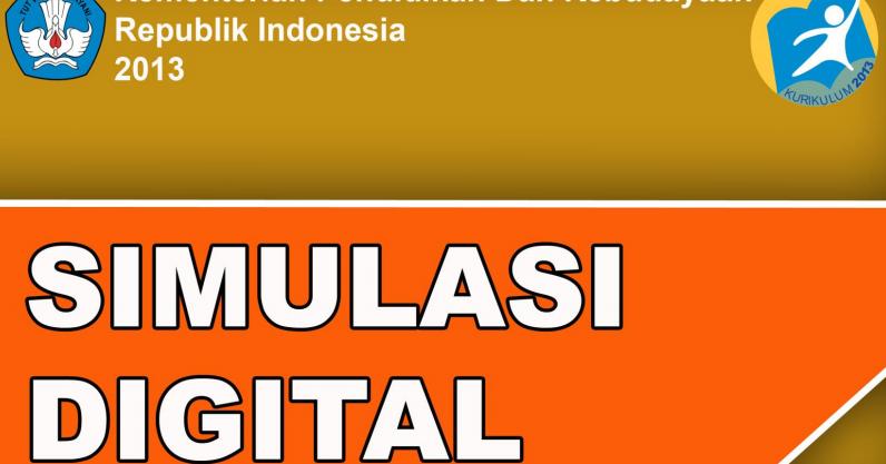 Buku Simulasi Digital Pahlawanenter Blogspot Com