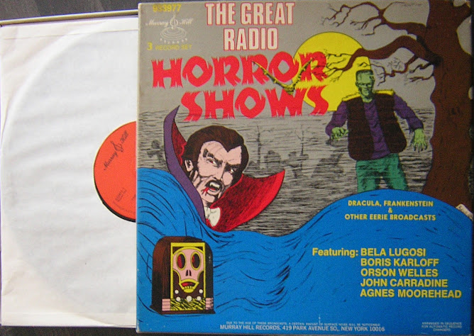 THE GREAT HORROR SHOWS