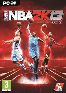 NBA 2K13 RELOADED mediafire download, mediafire pc