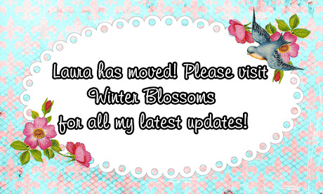 Check out my new blog - Winter Blossoms!