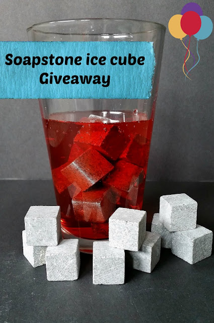 Soapstone icecube giveaway