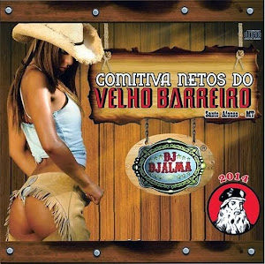 CD Download – Comitiva Netos do Velho Barreiro (2014)