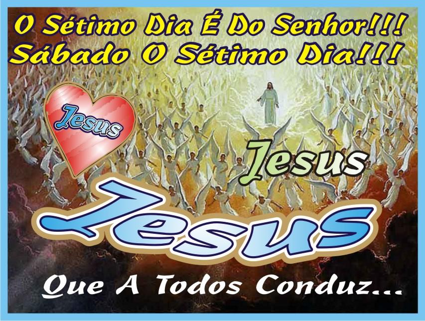 A Ascensão dos Escolhidos Por Jesus Que A Todos Conduz