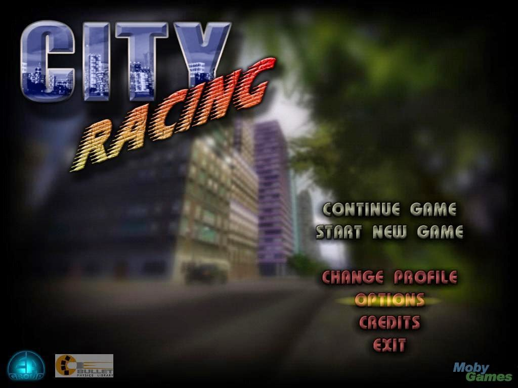 Download Game Ringan City Racing for PC